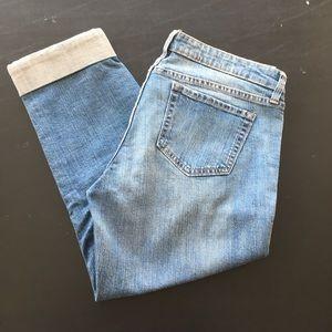 Women's Crop Jeans